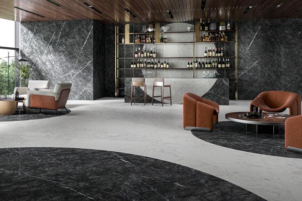 Gres porcellanato effetto marmo fmg fabbrica marmi e graniti