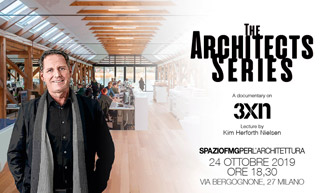 THE ARCHITECTS SERIES - A DOCUMENTARY ON: 3XN ARCHITECTS