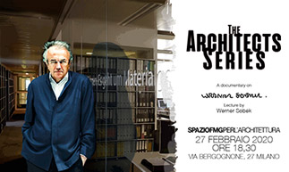 THE ARCHITECTS SERIES - A DOCUMENTARY ON: WERNER SOBEK