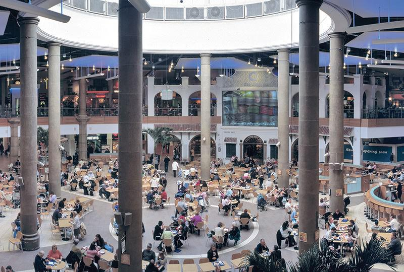 Oasis Meadowhall