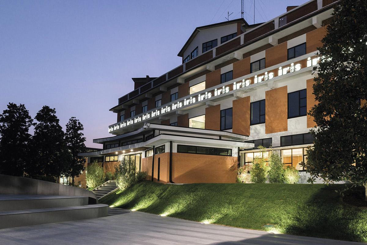 Nuova Sede FMG e Iris Ceramica, Italia - FMG